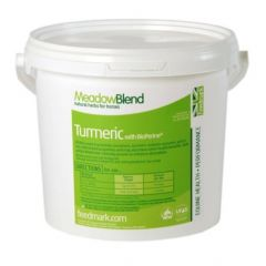Feedmark Meadowblend Turmeric with BioPerine Tub