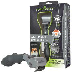 Furminator Adjustable Dematter Tool (Canine/Feline)