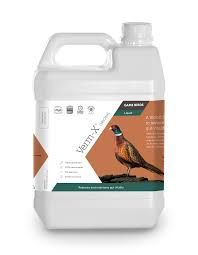 Verm-X Liquid for Game Birds