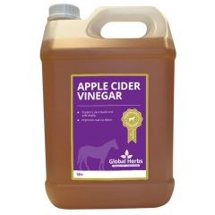 Global Herbs Apple Cider Vinegar 5 Litre