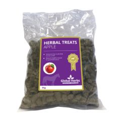 Global Herbs Apple Flavour Herbal Treats 3kg