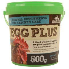 Global Herbs Egg Plus 500g