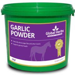 Global Herbs Garlic Powder 1kg (Equine)
