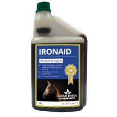 Global Herbs IronAid 1 Litre