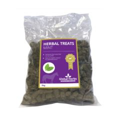 Global Herbs Mint Flavour Herbal Treats 3kg