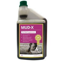 Global Herbs Mud-X Syrup 1 Litre