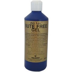 Gold Label Bute Free Gel 500ml (Equine)