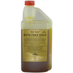 Gold Label Bute Free Gold 1 Litre (Equine)