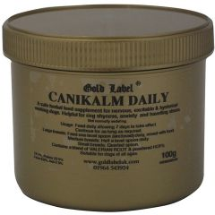 Gold Label Canikalm Daily 100g (Canine)