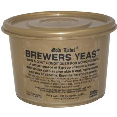Gold Label Canine Brewers Yeast 300g (Canine)