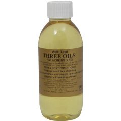 Gold Label Canine Three Oils 250ml (Canine)
