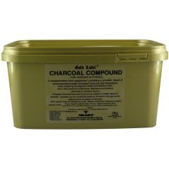 Gold Label Charcoal Compound 1kg (Equine)