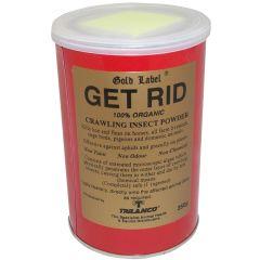 Gold Label Get Rid 350g (Equine/Farm/Pet)