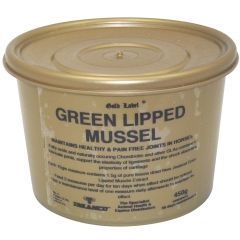Gold Label Green Lipped Mussel 450g (Equine)
