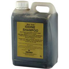 Gold Label Iodine Shampoo 2 Litre (Equine)