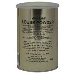 Gold Label Louse Powder (Equine/Farm)