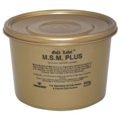 Gold Label M.S.M. Plus (Equine/Canine)