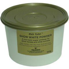 Gold Label Show White Powder (Equine)