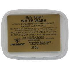 Gold Label White Wash 250g (Equine/Farm)
