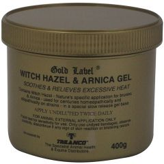 Gold Label Witch Hazel & Arnica Gel (Equine)