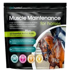 GWF Muscle Maintenance for Horses 3kg (Equine)