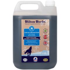 Hilton Herbs Calm & Collected Gold 5 Litre (Equine) - BBE: 08/2020 -35% OFF