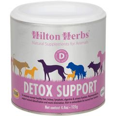 Hilton Herbs DeTox Support (Canine)