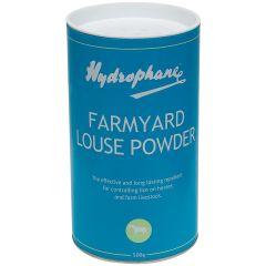 Hydrophane Farmyard Louse Powder 500g (Equine/Farm)