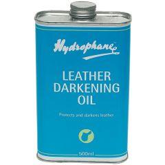 Hydrophane Leather Darkening Oil 500ml (Equine)