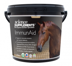 Science Supplements ImmunAid 1.47kg (Equine)