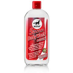 Leovet 5 Star Biotin Body Wash 500ml (Equine)