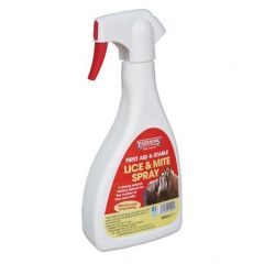 Equimins Lice & Mite Spray 500ml