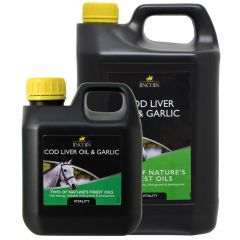 Lincoln Cod Liver Oil & Garlic (Equine)