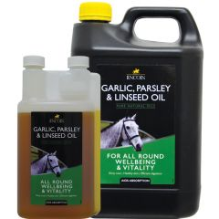 Lincoln Garlic, Parsley & Linseed Oil (Equine)