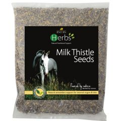 Lincoln Herbs Milk Thistle Seeds 1kg (Equine)
