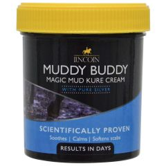 Lincoln Muddy Buddy Magic Mud Kure Cream 200g (Equine)