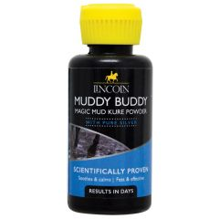 Lincoln Muddy Buddy Magic Mud Kure Powder 15g (Equine)