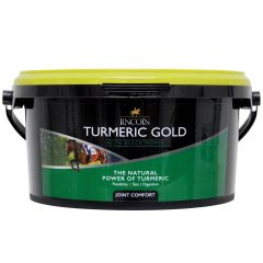 Lincoln Turmeric Gold 1kg (Equine)