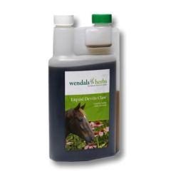 Wendals Herbs Liquid Devils Claw (Equine)-1 Litre