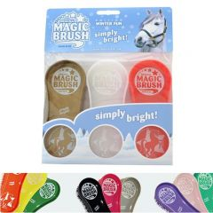 Magic Brush Pack of 3 - Assorted colours
