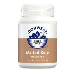 Dorwest Herbs Malted Kelp 100 Tablets