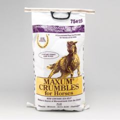 Maxum Crumbles 11.6kg (Equine)