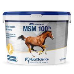 NutriScience MSM 100% 1.5kg (Equine)