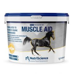NutriScience Muscle Aid 1.5kg (Equine)