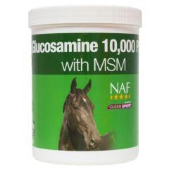 NAF Glucosamine 10,000 plus MSM 900g