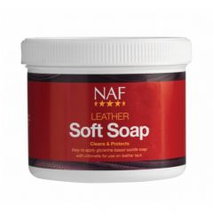NAF Leather Soft Soap 450g