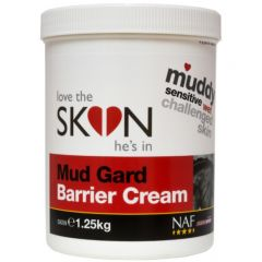 NAF Love The Skin He's In Mud Gard Barrier Cream 1.25kg