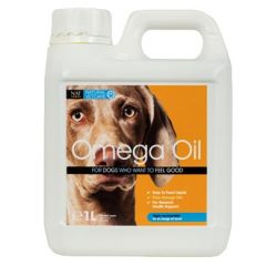 NAF Canine Omega Oil (1 Litre Pictured)