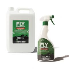 Nettex Fly Repellent Advanced 500ml and 5 Litre Refill
