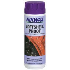 Nikwax SoftShell Proof (Human)